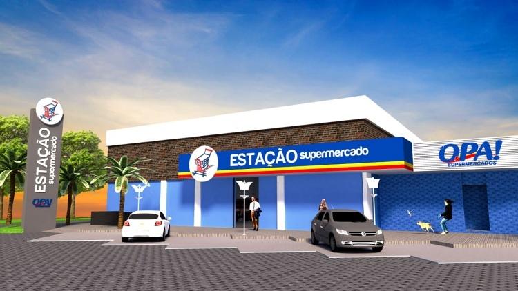 Estação Supermercado Recreio
